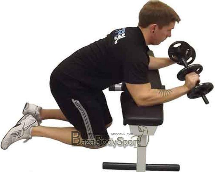 Силовая тренировка на руки