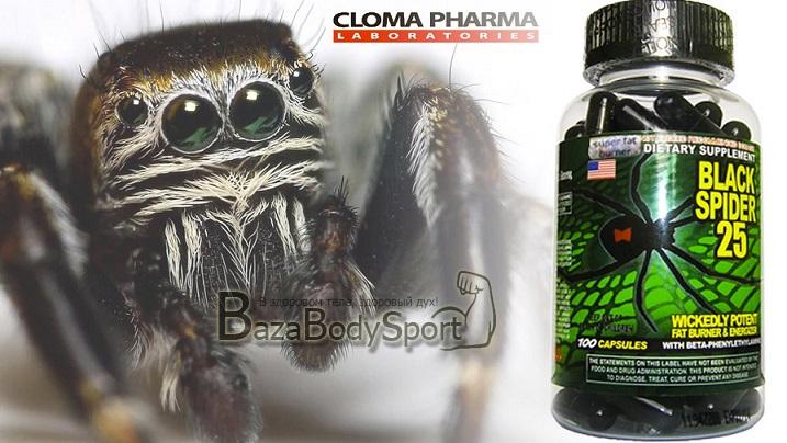 Жиросжигатели Cloma Pharma