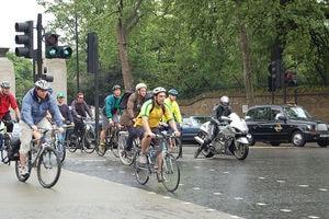 Майнинг криптовалюты на велосипедах