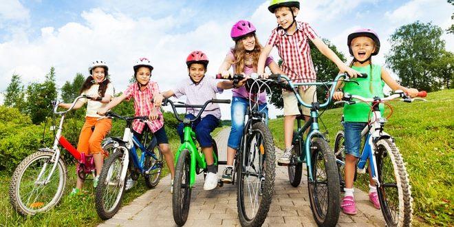 Езда на велосипеде – польза и вред