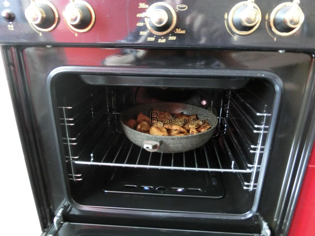 Как приготовить шашлык из говядины в духовке
