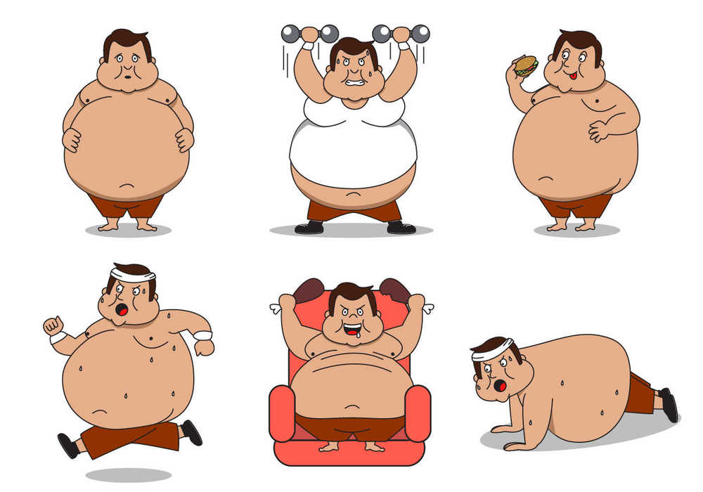 Почему люди едят и не толстеют