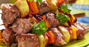 Шашлык из телятины: быстро и вкусно