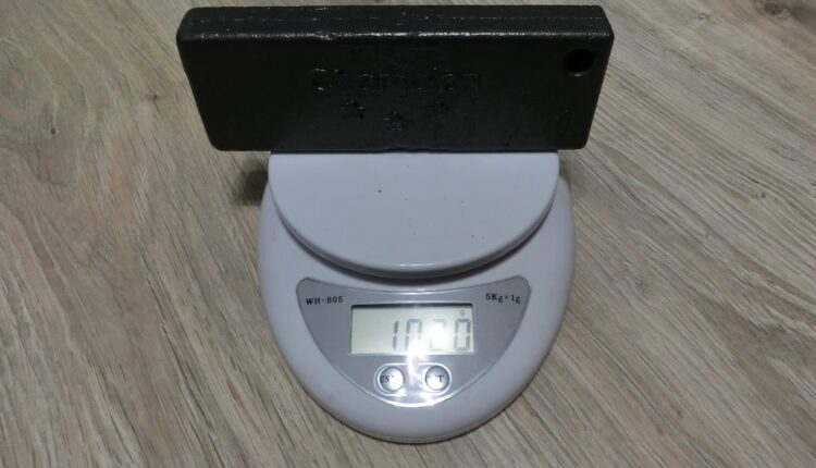 Champion weights 5 kg (A00344-5) – overview -7